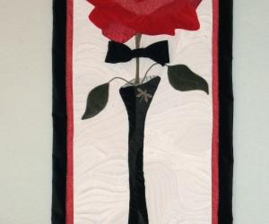 Tuxedo Rose 1