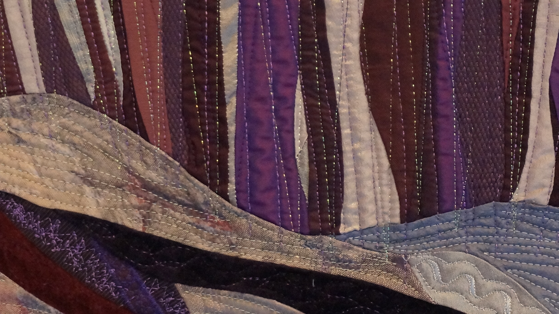 Purple Rain close up